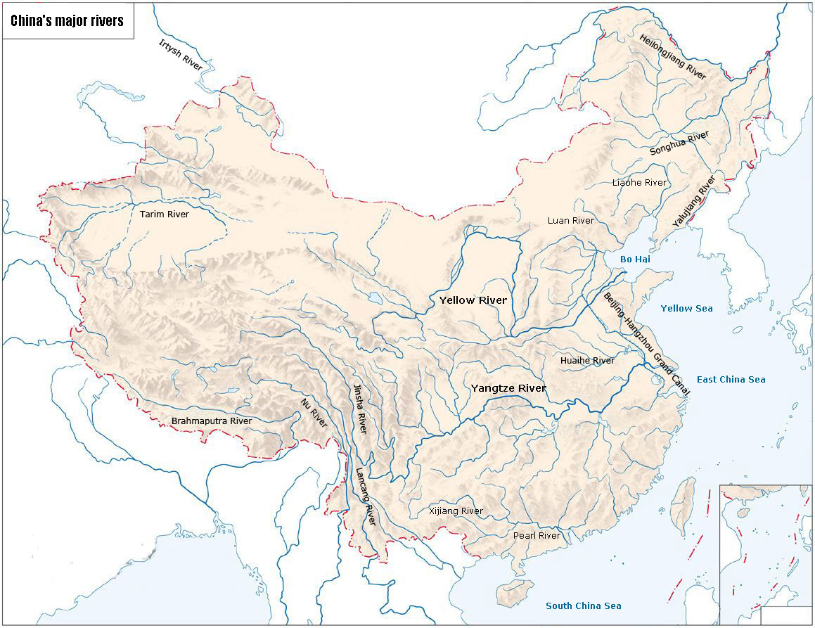 an analysis of the geographic and historical settings of the yellow river in china Institute for historical geography quantitative historical analysis uncovers a single sediment and state in imperial china: the yellow river watershed.