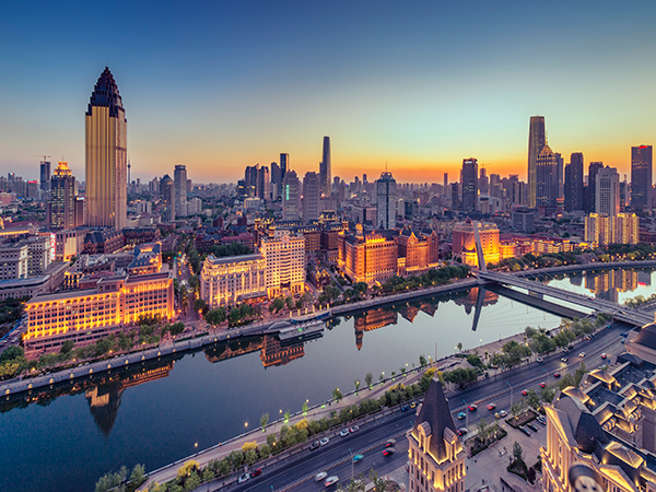 Haihe River In Tianjin Highlights To See In Tianjin Trip